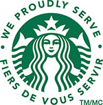 Prince George Hotel proudly serves Starbucks coffee